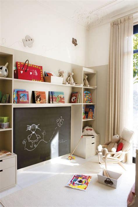 estanterias  habitaciones infantiles modernas