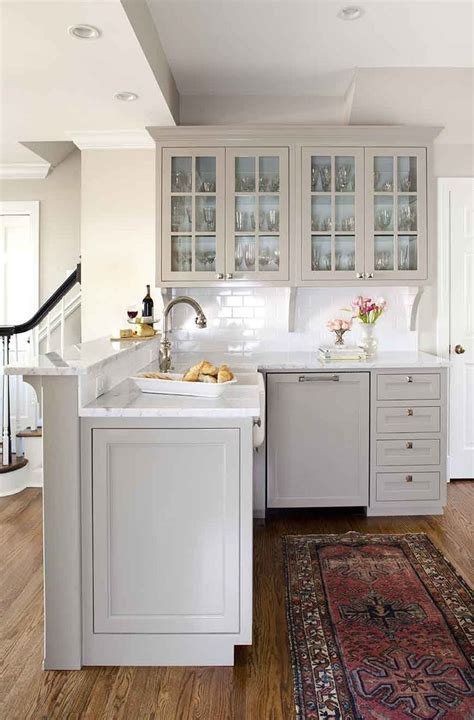 kitchen paint color ideas with white cabinets best 25 light grey kitchens ideas on light