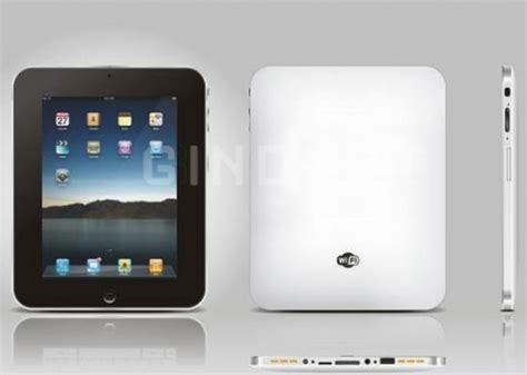8 quot touch screen android tablet pc mini pad wifi