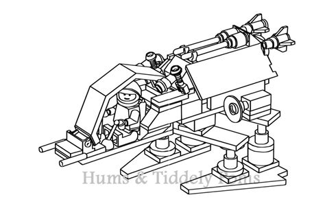 Lego Ninjago Space Ship Free Coloring Pages