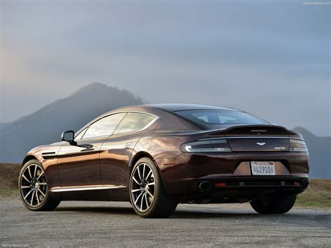 Aston Martin Rapide S Picture by Aston Martin Rapide S 2015 Picture 23 Of 87