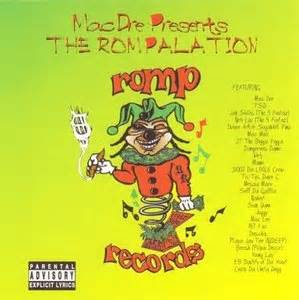 mac dre genie of the l album mac dre presents the rompalation vol 1 by mac dre