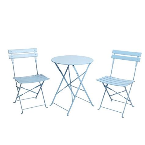 blue outdoor table and chairs finnhomy 3 piece outdoor patio furniture sets outdoor