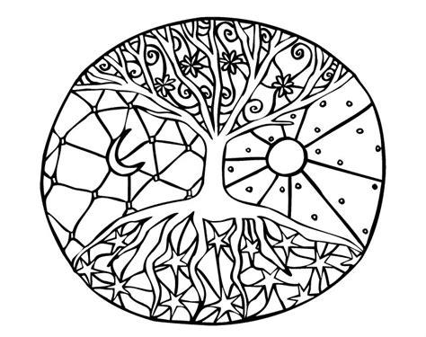 Mandalas Zum Ausdrucken