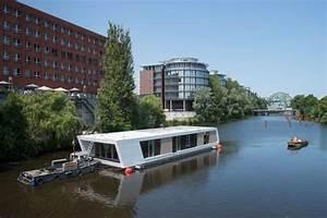 Floating Homes Hamburg : am hamburger victoriakai ufer hat der bau von sieben floating homes begonnen hausboot ~ Frokenaadalensverden.com Haus und Dekorationen