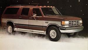 The Story of the Huge, 4-Door Bronco Centurion Traditional That Presaged the Expedition ...
