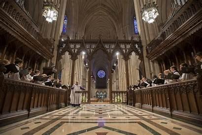Cathedral National Washington Choir Service Concert Christmas