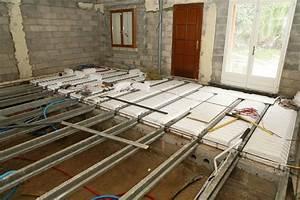 plancher beton sur hourdis guidebetoncom With comment fabriquer une piscine en beton 1 nouvelle technique de plots de terrasse bois faire une