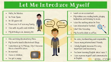 introduction perkenalan  bahasa inggris