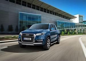 Pick Up Audi : audi plans pick up penetration parkers ~ Melissatoandfro.com Idées de Décoration