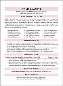 Professional resume writing services careers plus resumes for Customer service resume examples