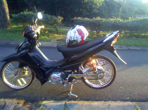 Modif Jupiter Z by Modification Jupiter Z 86 Modif New Jupiter Z Modifikasi