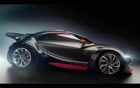 citroen sports car citroen survolt concept car wallpapers nature wallpapers
