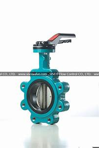 Manual Operated Butterfly Valve  Rbv030