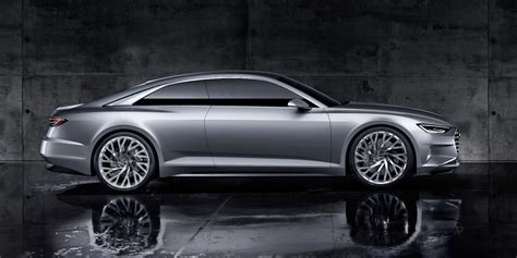 Audi Prologue Concept Previews New Design Language And