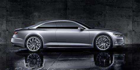 Audi Prologue Concept Previews New Design Language And
