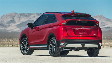 2018 Mitsubishi Eclipse Cross Here's What It's Like To Drive