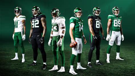 york jets  uniforms revealed nflcom