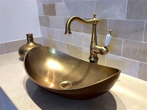 Bathroom Sinks Dublin by Bagno Design Bronze Basin In Tilestyle Tilestyle