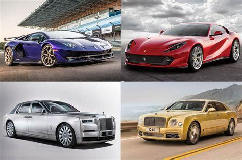 expensive cars  sale  india autocar india