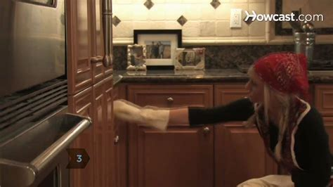 How To Clean And Sanitize The Kitchen  Youtube
