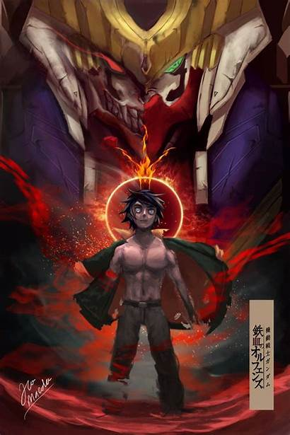 Gundam Iron Orphans Blooded Barbatos Lupus Rex