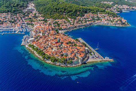 Bilder Die 8 Schönsten Inseln Kroatiens  Franks Travelbox