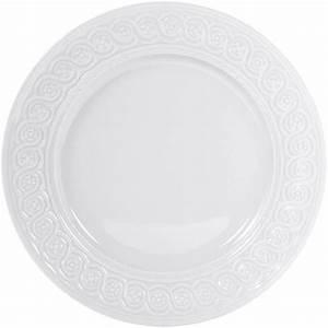 Assiette Rectangulaire Ikea : assiette plate diner 26 cm en porcelaine de la collection louvre bernardaud ~ Teatrodelosmanantiales.com Idées de Décoration
