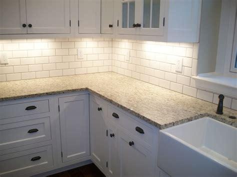 backsplash for white kitchen white tile kitchen backsplashes shade of white subway