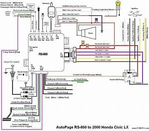1999 Honda Accord Ignition Wiring Diagram