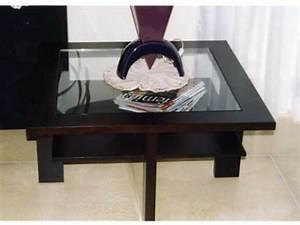 Table Basse Noire Design : table basse design en bois fonc sur mesure livr e eze pr s de nice c te d 39 azur ebenisterie ~ Carolinahurricanesstore.com Idées de Décoration