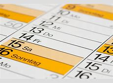 Kalender calendar This picture was taken by me You