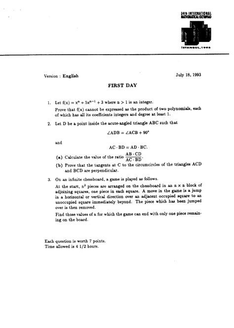 math olympiad worksheets  grade