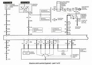 Wiring Diagram Of Transfer Case Range Position Sensor 06 Ford Fusion 2 3