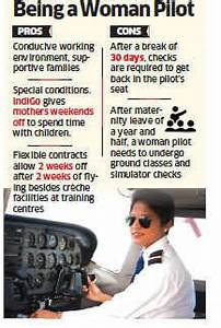 How India's women pilots are breaking the gender barrier ...