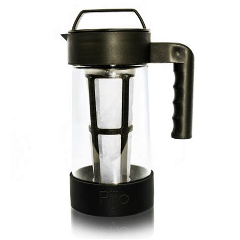 cold brew coffee maker pijio inc s all new cold brew coffee maker promotes healthy and great tasting coffee