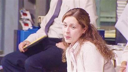 Pam Beasley Office Jenna Fischer Halpert Gifs