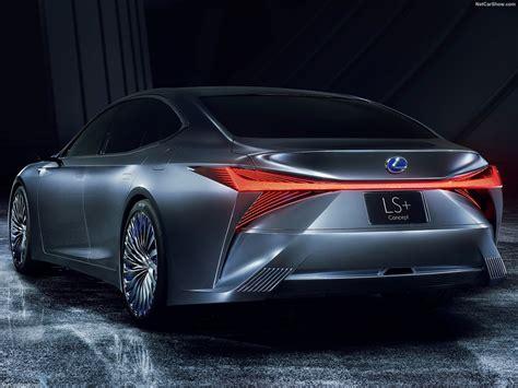 Lexus Ls Picture by Lexus Ls Plus Concept 2017 Picture 5 Of 18
