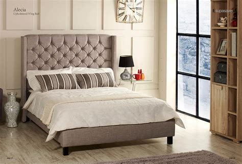 Ottoman Beds Fabric Beds Mattresses Double Single