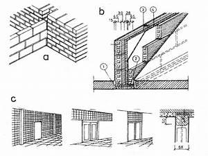 Zděné stěny a příčky