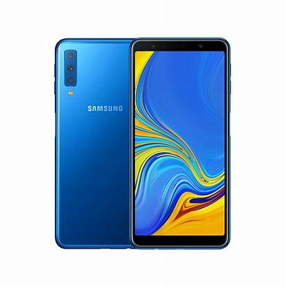 Samsung Galaxy A7 Sim Dual Sm Smartphones