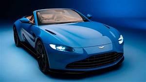 2021 Aston Martin Vantage Roadster Has World U0026 39 S Fastest