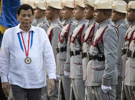 The philippine president rodrigo duterte has been forced to express regret tuesday for referring to barack obama as a son of a 7 times philippine president rodrigo duterte shocked the world. Rodrigo Duterte to be investigated by International Criminal Court over Philippines' 'war on ...