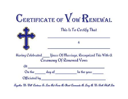 Vow Renewal Certificate Template by 107 Best Images About Prayers Quotes Scripture