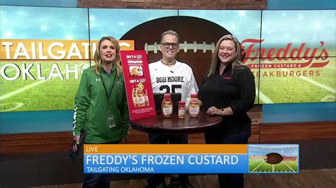 Shopping for someone else but not sure what to give them? Freddy's Frozen Custard and Steakburgers: Gift Cards and Freddy's Fry Sauce   KOKH