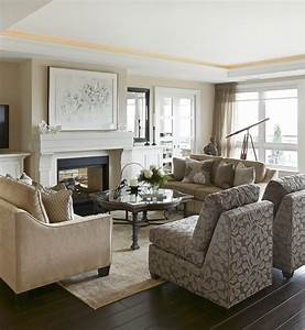 Elegant Living Space - Living Room - toronto - by