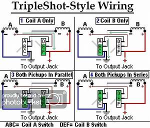Modified Guitar Wiring Diagram