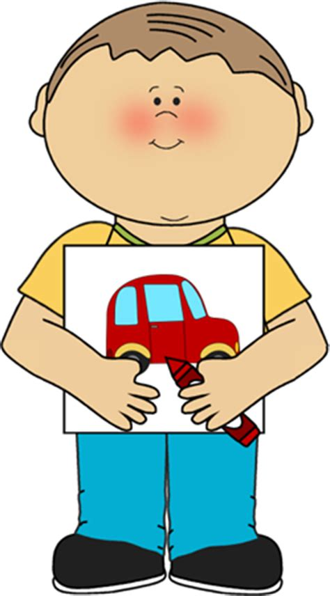 boy coloring clipart child clipart coloring pencil and in color child clipart