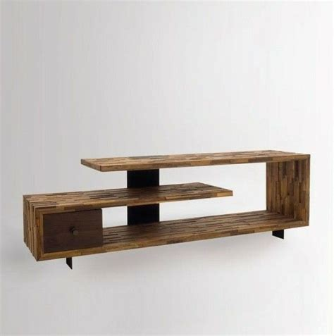 tv table rustic style great design for the living room