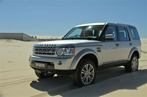 Land Rover Photo by Land Rover Discovery 4 Review Photos 3 Of 75 Caradvice